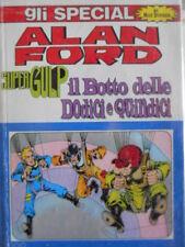 Alan Ford TNT Gli Speciali Super Gulp Il Botto delle Dodici e Quindici  [G299]