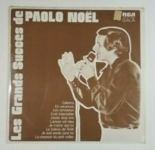 PAOLO NOËL Les Grands Succès De Paolo Noël LP RCA CGPS 377 CA 1970 SEALED 6F