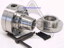 Bostar 5c Collet Lathe Chuck Closer With Semi Finished Adp2 14 X 8 Thread