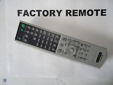 SONY RM-U665 AUDIO/VIDEO RECEIVER REMOTE CONTROL