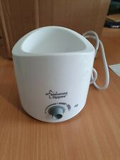 Tommee Tippee Electric Bottle Warmer - white