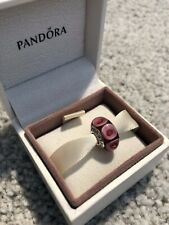 Genuine Authentic Pandora Moments Charm - Red Mystic