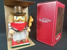 "World Market Wooden 7"" Holiday Nutcracker Collection Western Cowboy ""Jesse"""