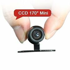 Retrocamera Parcheggio Erisin ES580 18mm Mini 170 Viewing Color CCD Car