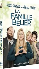 DVD *** LA FAMILLE BELIER *** Karine Viard, François Damiens ( neuf emballé )