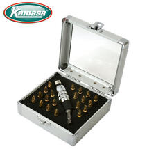 Kamasa Off Line Flexible 0.6cm Destornillador Broca Soporte + Titanio 55816