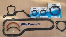 COSWORTH YB 2WD HIGH PERFORMANCE BOTTOM END GASKET SET INC VICTOR REINZ SEALS
