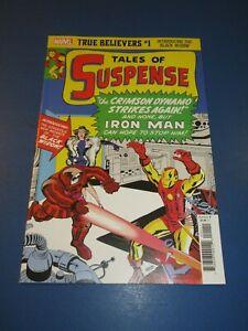 Tales of Suspense #52 True Believers Reprint 1st Black Widow NM Gem