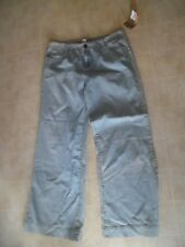 Ruff Hewn Light Blue Wide Leg Jeans, Size12, NWT