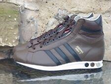 2010 Adidas Jogging High II Trekking Boots UK 7 Originals Brown / Black