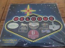Las Vegas Limited Edition Pin Set 2005 - 6 Pins
