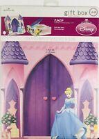 New Hallmark Disney Princess FunZip Fun Zip Gift Box Sealed