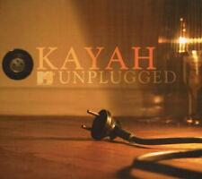 KAYAH - MTV UNPLUGGED - CD, 2007
