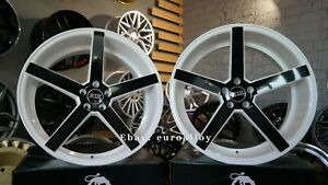 New 4x22 inch 5x115 STR Racing Wheels SRT HELLCAT For DODGE Challenger Charger