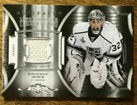 2015-16 Artifacts Lord Stanley's Legacy Relics - JONATHAN QUICK #LSLR-JQ Jersey