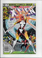 Uncanny X-Men #164 Carol Danvers is Binary Claremont Cockrum Marvel Comics 1982