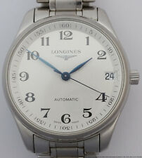 Longines Master Collection L.691.2 Automatic Mens Date Wrist Watch