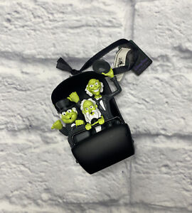 Disney Hitchhiking Haunted Mansion Ghost Doom Buggy Phineas Sketchbook Ornament
