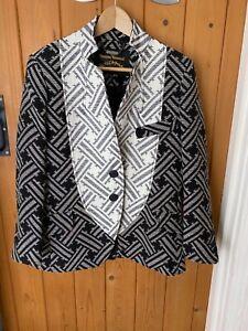 Vivienne Westwood Anglomania Size UK 8/ IT 40 Jacket