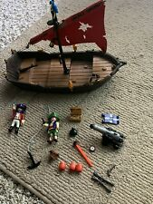 Playmobil Complete Pirate Ship #4444