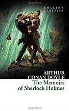 Xmemoirs Of Sherlock Holmes_Pb BOOK NEW