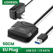 Ugreen SATA A USB Adaptador Cable USB 3.0 a SATA 2.0 Disco duro SSD HDD Convertidor