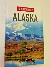 BOOK  OF TRAVEL TO ALASKA  INSIGHT GUIDES
