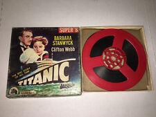 Titanic Super 8 Movie