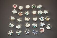 Crafts - Art and education sea animals and shape ink stamps - 28 ink stamps