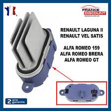 Résistance Pulseur d'air Chauffage pour Renault Laguna 2 & Velsatis 7701048766