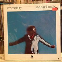 [SOUL/FUNK/JAZZ]~EXC LP~ERIC MERCURY~Love Is Taking Over~{1973~ENTERPRISE Issue]