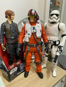 Large star wars action figures 18inch