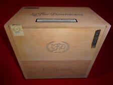 Leere Zigarren Kiste LFD L-Granu Cigar Box Caja de Puros vacia