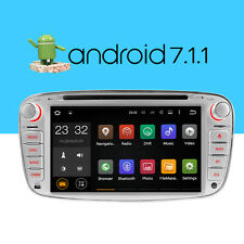 Android 7.1 DVD GPS Player Navi SatNav FORD FOCUS Mondeo C-MAX S-MAX GALAXY WIFI