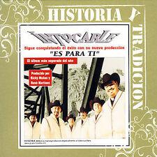 FREE US SHIP. on ANY 3+ CDs! NEW CD Intocable: Es Para Ti: Historia Y Tradicion