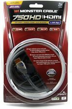 Monster Cable High Speed 750HD HDMI for HDTV 2 Meter