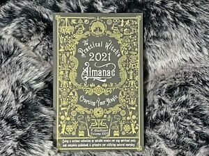 Practical Witch's Almanac 2021 Witchy Information Book Pagan/Wiccan