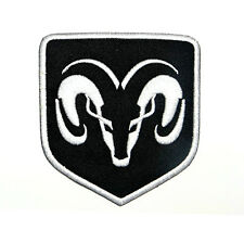 DODGE RAM LOGO IRON-ON PATCH