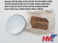 Suzuki A50 A80 A100 TS50 TS90 T90 T125 DS80 GT185 Fuel Gas Tank Cap 44210-22300