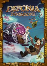 Deponia Doomsday-Steam-key-code - descarga-Digital-PC, Mac & Linux
