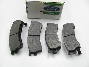 Genuine OEM Ford F42Z-2001-BX FRONT Disc Brake Pads