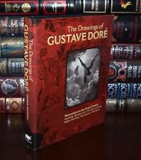The Drawings of Gustave Dore Illustrated Brand New Deluxe Hardcover Edition