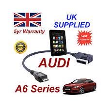 AUDI A6 séries 4F0051510M Câble pour Amazon Kindle Fire HD MICRO USB acoustique