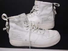 Nike Air Force 1 SF AF1 Mid QS..White.. AA6655-100..Size 10.5