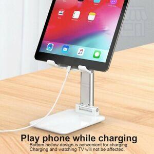 Universal Folding SmartPhone Stand Holder, Extendable, Adjustable, Desktop