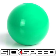 MINT GREEN GUMBALL SHIFT KNOB AUTO/AUTOMATIC THROW GEAR SELECTOR 8X1.25 K49