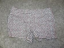 WILLI SMITH WOMENS MULTI-COLOR SHORTS SIZE 14 NWOT