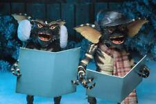 GREMLINS: 2-Pack CHRISTMAS CAROL WINTER Scene set 2 7″ Action Figures NECA