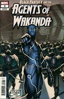Agents of Wakanda #3 2099 Variant Cover Marvel Comics 2019