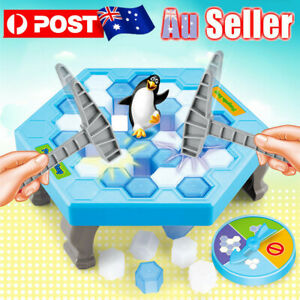 Kids Save Penguin Dont Break The Ice Penguin Trap Party Supplies Funny Game AU